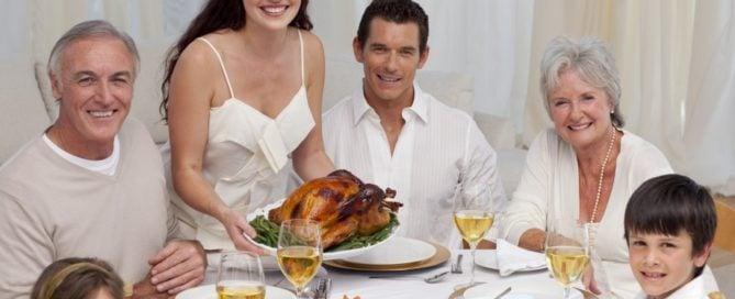 Turkey & Holiday Food Anti-Aging Skin Benefits