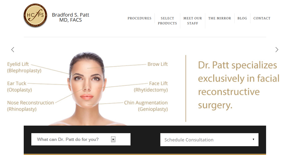 New Cosmetic Surgery Site Launched!