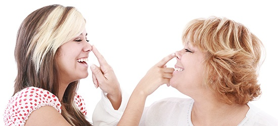 How To Help Your Mom Have Rhinoplasty