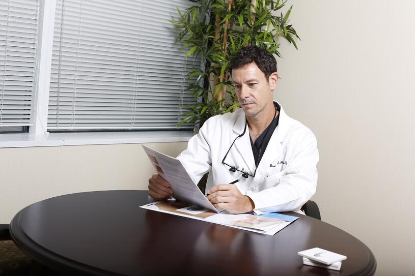 Dr. Patt Named a 2014 Super Doctor