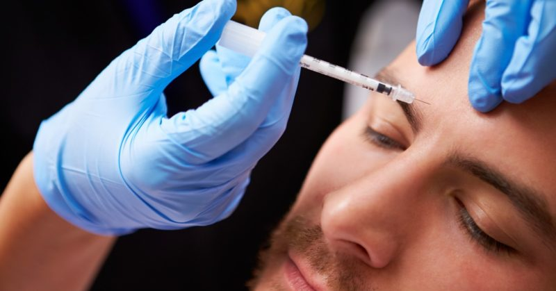 3 BIG Reasons Men Turn to Botox Injections