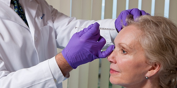Trusting Your Face To A Board Certified Physician