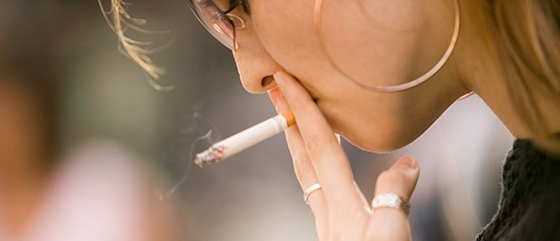 Three Ways Smoking Ruins The Skin