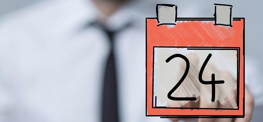 Il calendario editoriale- come si struttura in  3 brevi e semplici punti hotel klinik G&A Group turismo e strutture ricettive