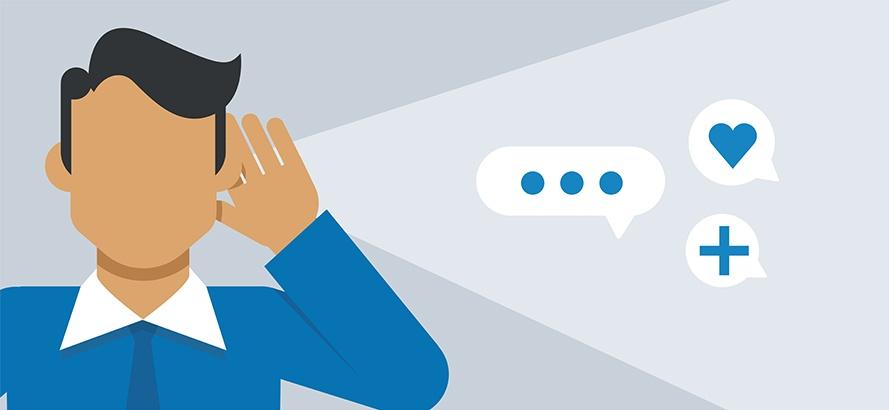 Per essere un buon venditore devi saper ascoltare rete vendita ga group trentino alto adige