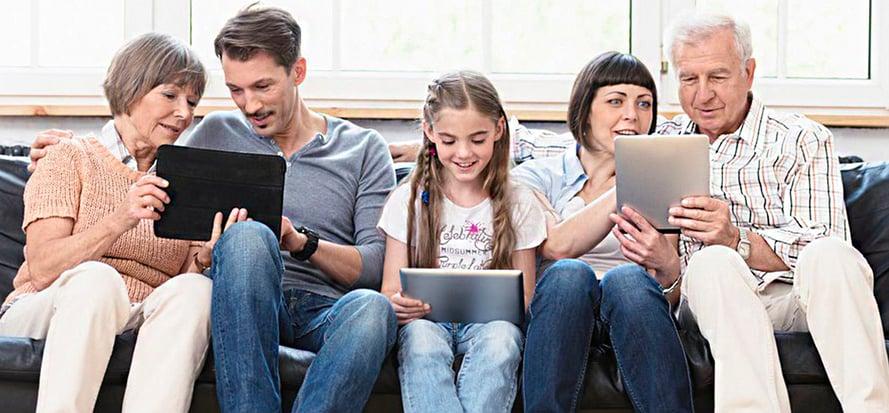 Social Family- quando le tendenze di viaggio sono il topic in famiglia consulenza marketing promo commercializzazione hotel klinik G&A Group turismo e strutture ricettive