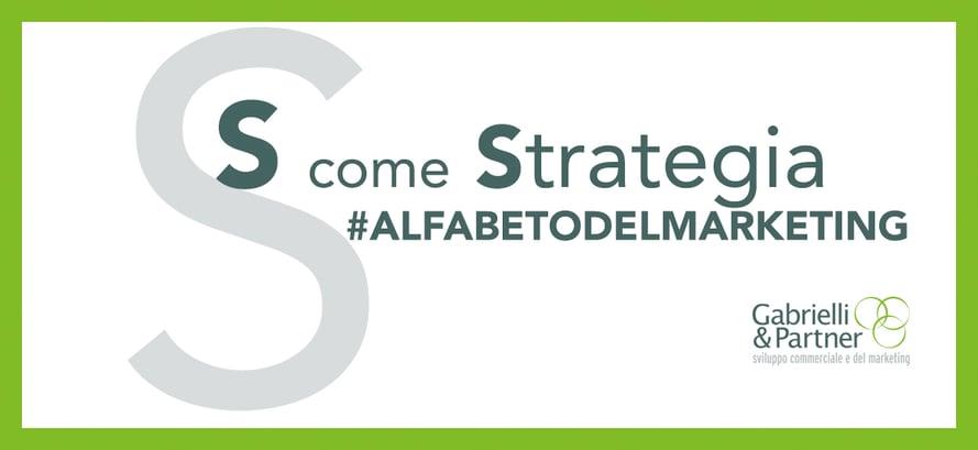 s come strategia alfabeto del marketing
