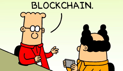 The 10 Types Of People At A Blockchain Event