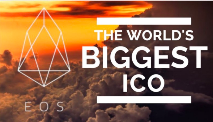 May: EOS Raised a Record Breaking $4 Billion