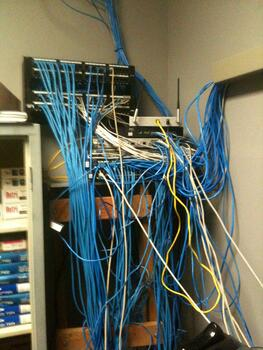 Bad Cabling Example 2