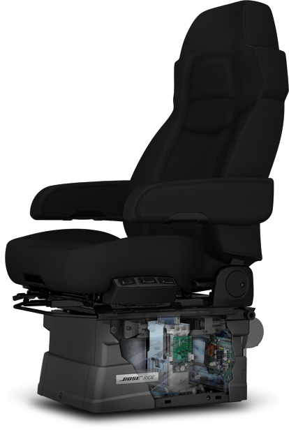 Bose Ride Seat Suspension System