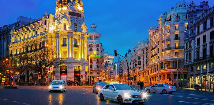 Moving abroad: driving in Spain