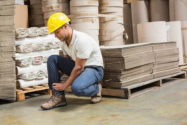 How to Avoid Sprains and Strains in the Workplace