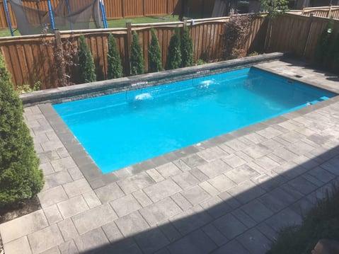 Mississauga Marvelous Imagine Fiberglass Pool