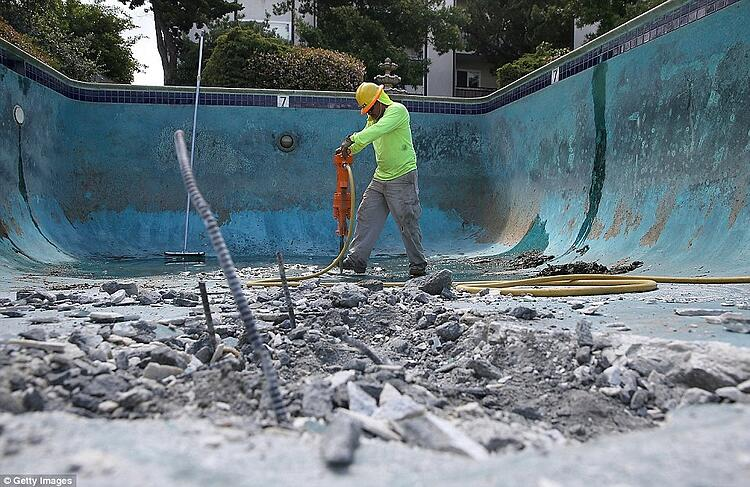 How Much Does It Cost to Replace a Concrete Pool with a Fiberglass Pool?