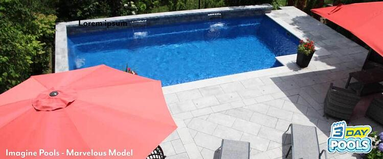 Inground pools learning center inground fiberglass pools - Concrete swimming pools vs fiberglass ...