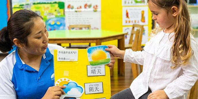 Seven fun ways to learn Mandarin with children