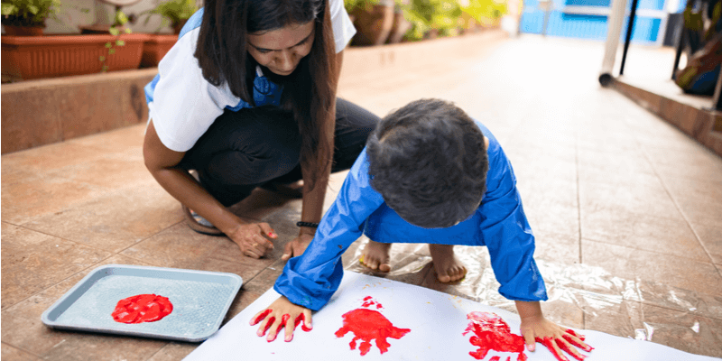 Preschool student-teacher ratio: What to look out for