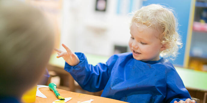 The importance of preschool for children