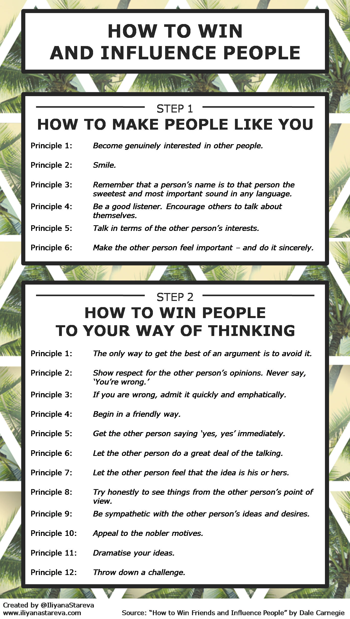 how to influence other people