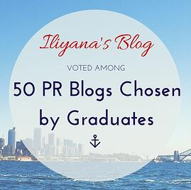 Iliyanas_Blog_among_50_PR_Blogs Chosen_by_Graduates