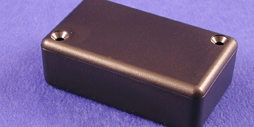 Top Ten Tips when specifying small metal and plastic enclosures