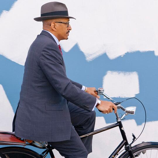 Bermuda Resident Cycling