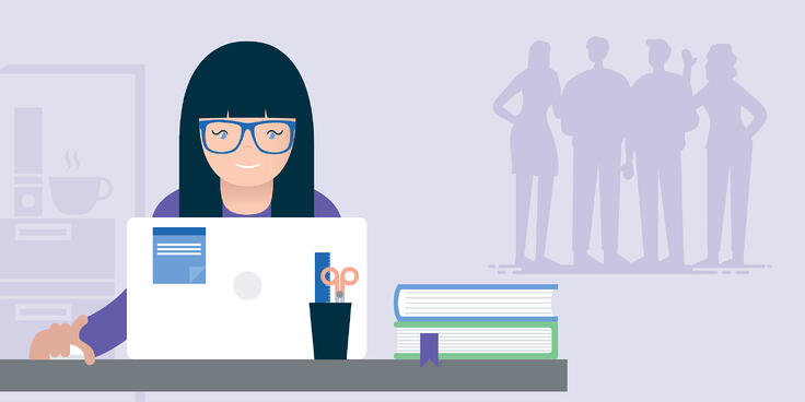 Ten Tactics for Introverts in Open Office Plans