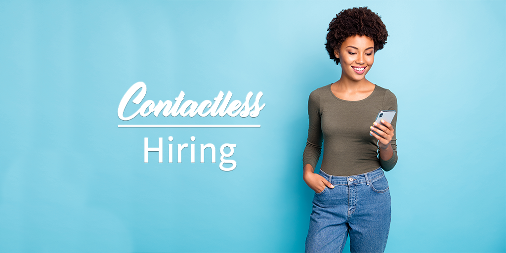 importance of contactless hiring