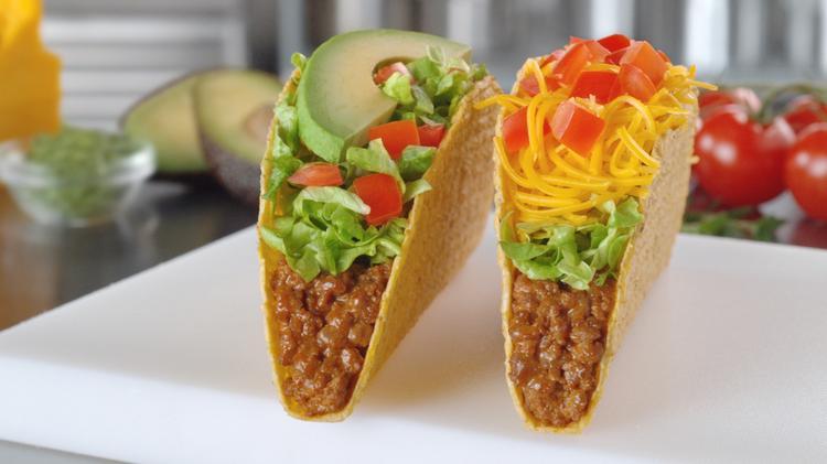 del taco meatless tacos
