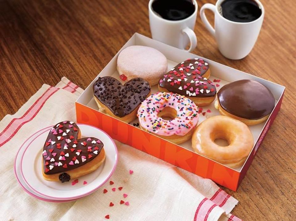 dunkin coffee and donuts