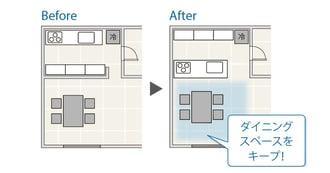 リフォームQ&Aその3【間取り変更やキッチンの選び方】
