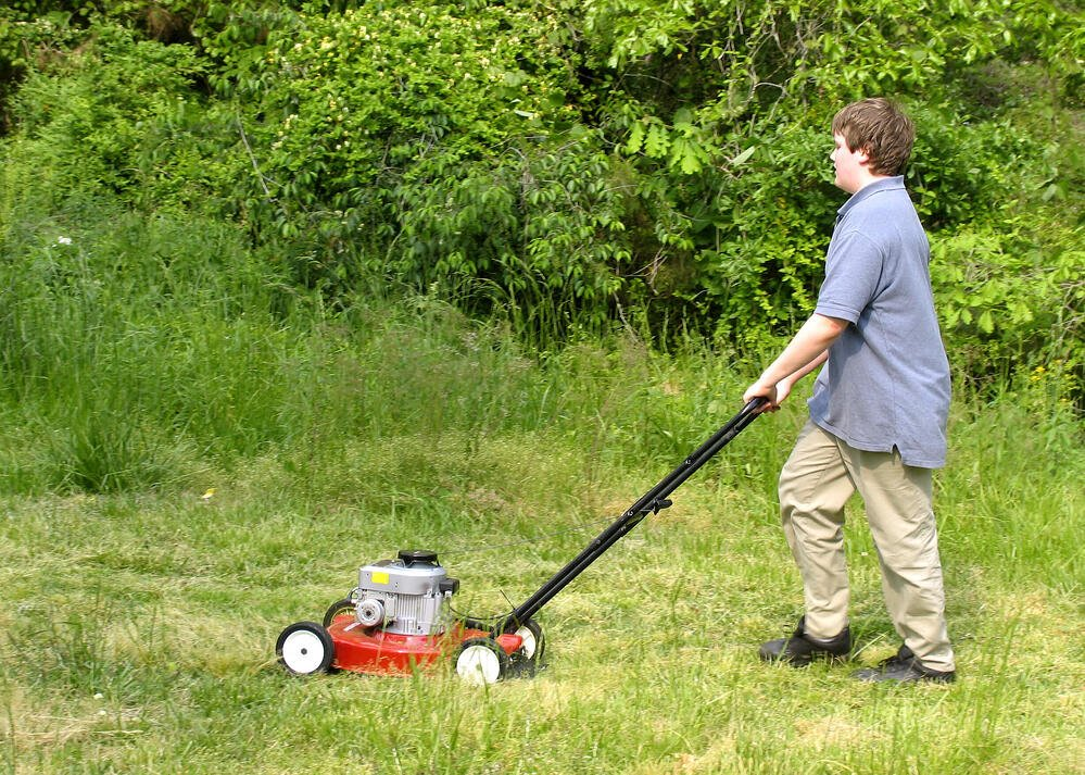 How to Get Your Kids Involved in Outdoor Chores