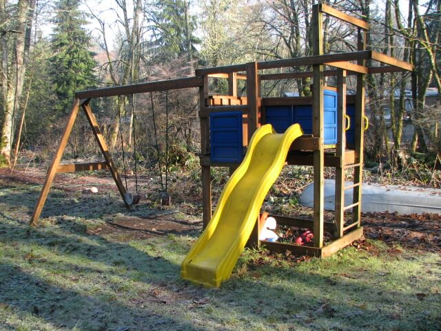 Planning & Maintaining a Backyard Playground