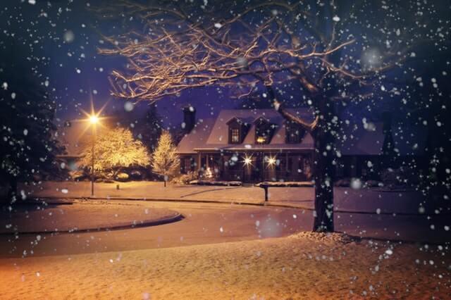 Winterizing Your Backyard