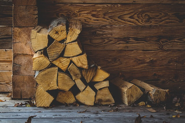 Firewood Storage Options