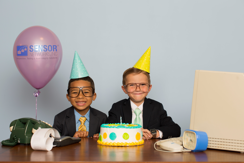 Sensor Networks, Inc turns four.