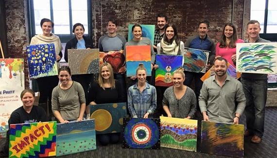 eQ paintings