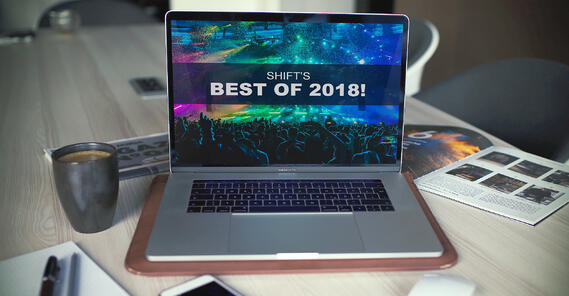 SHIFT Blog - Best of 2018