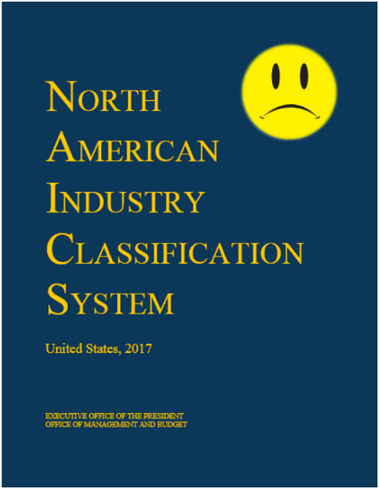 Codes for US Industrial Sales and Marketing - Part 1 of 2