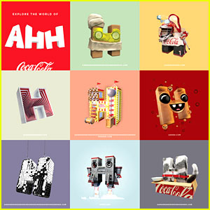 The Ahh Effect, coca cola digital campaigns for teens