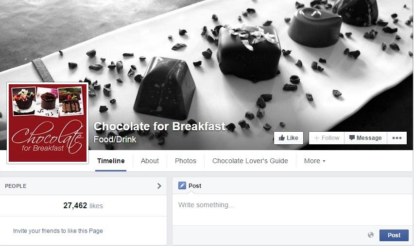 Chocolateforbreakfast