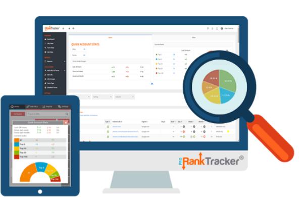 Com posicionar paraules clau a la teva web?: Rank Tracker l'eina SEO