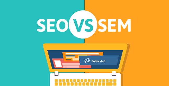 Diferències entre SEO i SEM