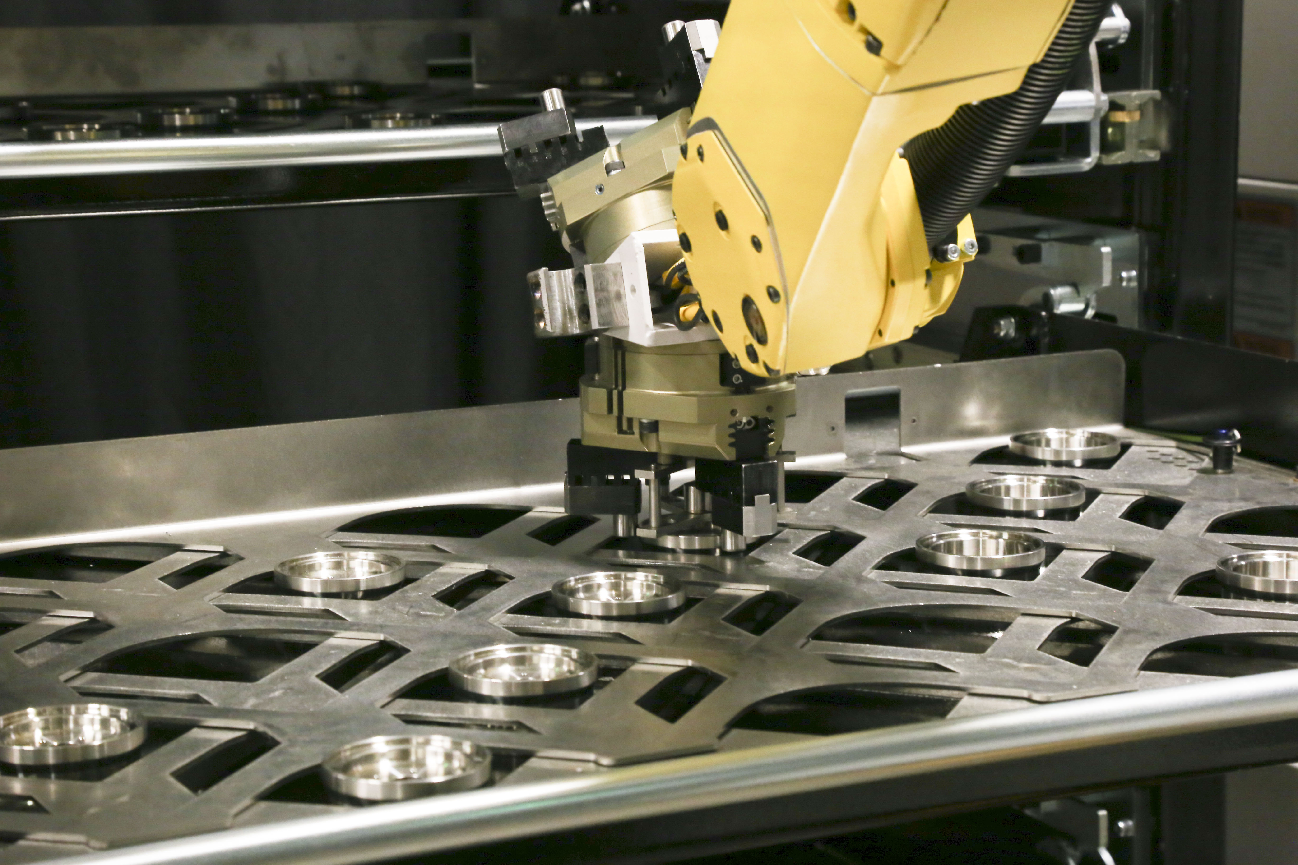 Automating your machine improves productivity and saves time