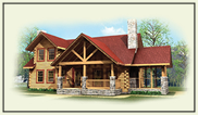 log home plans 2000-2999 sq. ft.,