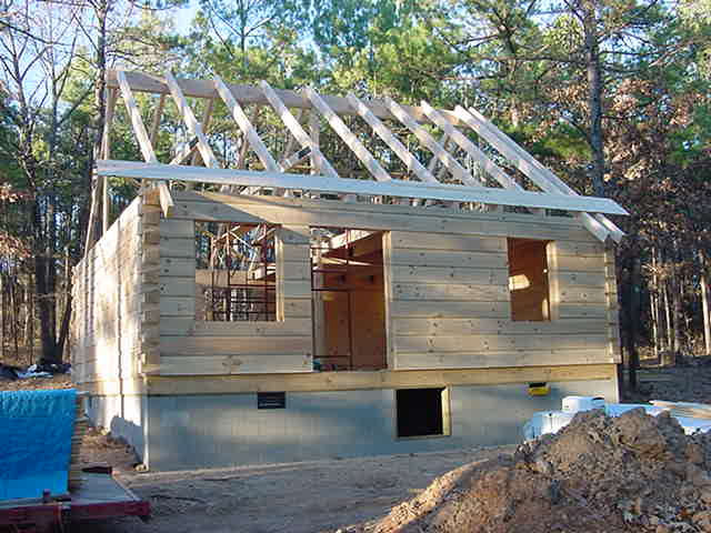 How to choose a builder for your dream log home for How to choose a builder for your house