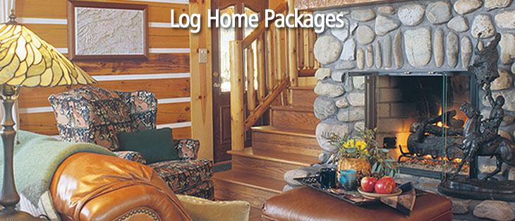 Precut log home package cabin homes for sale cabin kits for Log cabin packages for sale