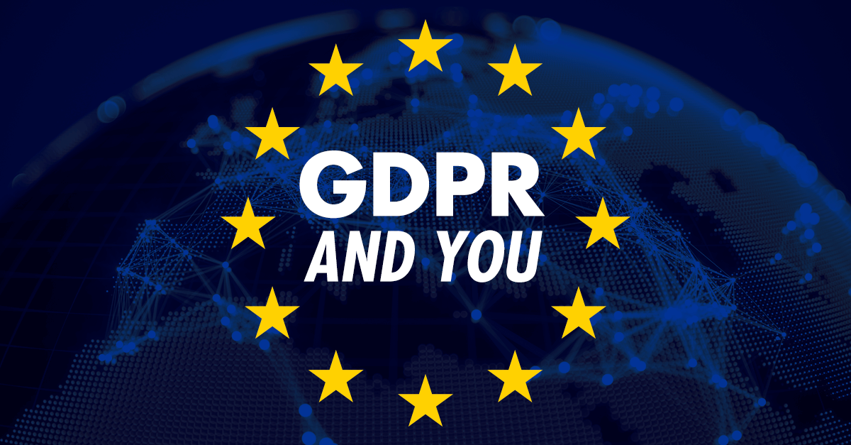 GDPR – What You Need to Know | iContact