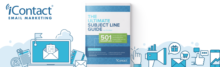 Introducing: The Ultimate Subject Line Guide! | iContact